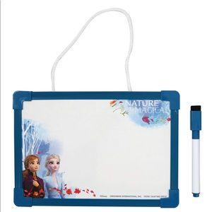 Frozen 2 Dry Erase Board